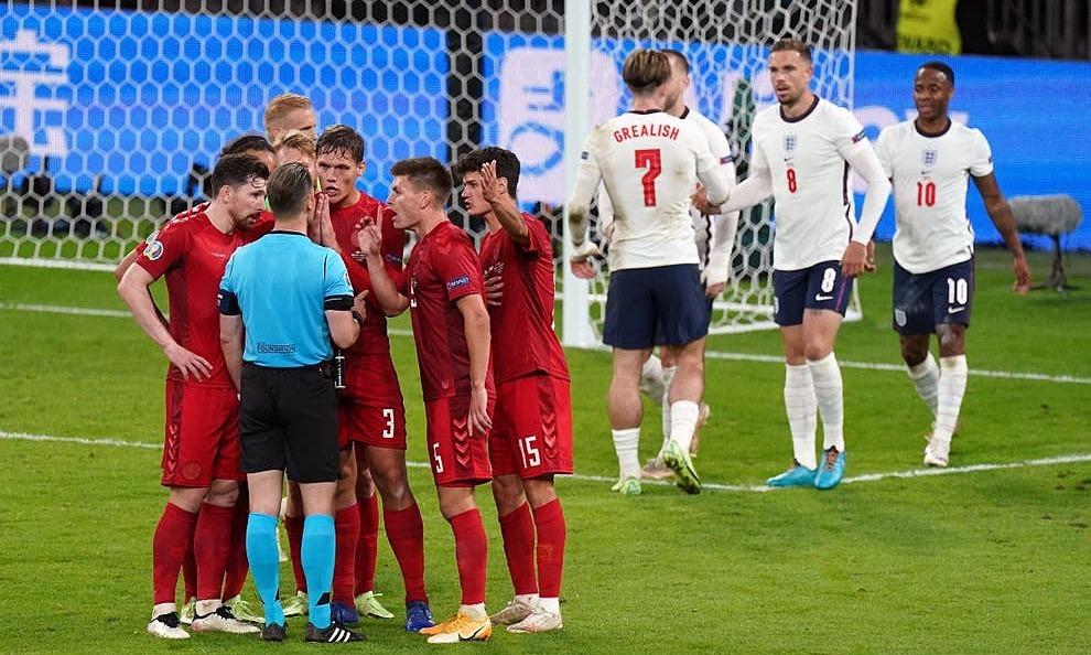 Pelatih Denmark: 'Banyak hal yang bertentangan dengan kami'
