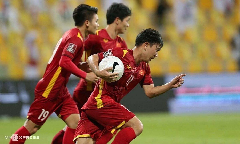Undian hari ini untuk babak kualifikasi final Piala Dunia 2022 – Asia region châu