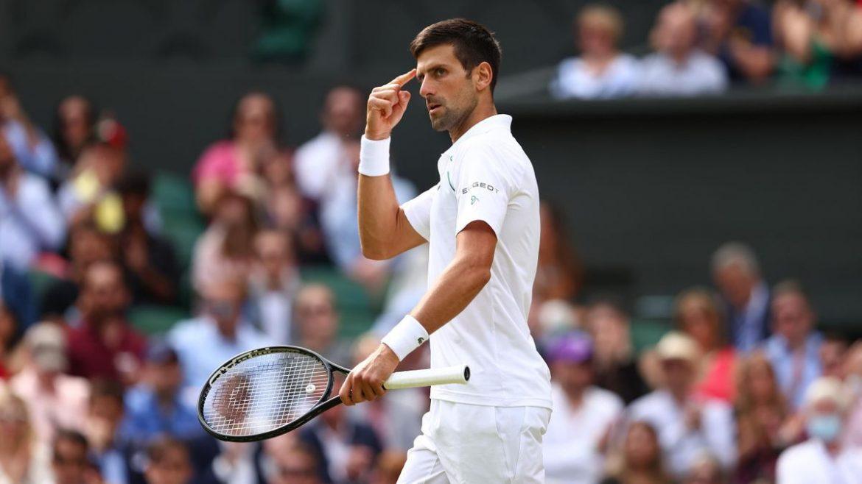 Djokovic: 'Saya adalah pemain tenis terbaik'