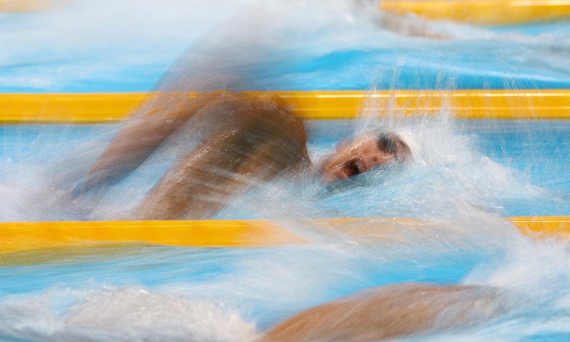 Huy Hoang gagal dalam kualifikasi gaya bebas 800m