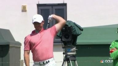 McIlroy melempar tongkat ke The Open