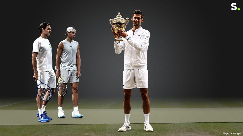 Djokovic dan sosok 'Big 3' yang luar biasa