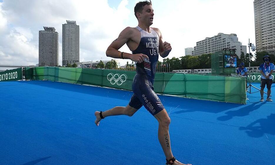 Atlet Amerika mengalahkan kanker untuk menghadiri Olimpiade