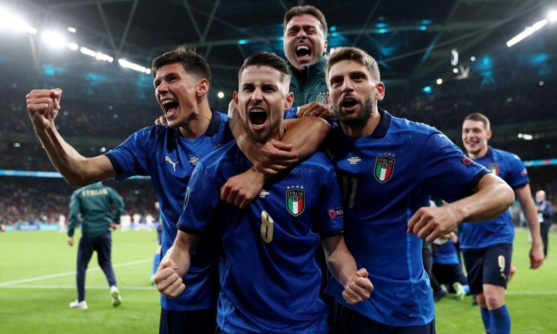 Live Italia vs Spanyol
