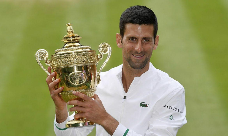 Mengapa pendapatan Djokovic jauh di belakang Federer?