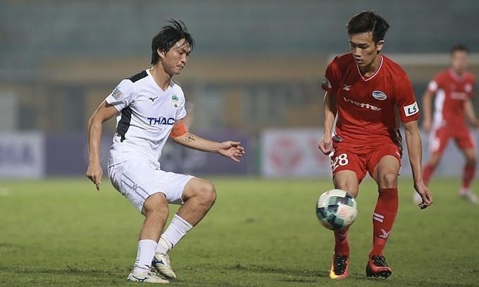 Hai Phong Club President: 'Kita harus membiarkan HAGL berjuang untuk kejuaraan dengan Viettel'