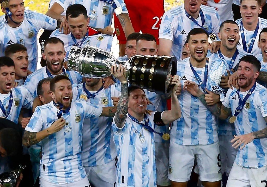 Perjalanan Messi bersama Argentina untuk memenangkan Copa America