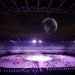 Sorotan upacara pembukaan Olimpiade 2020