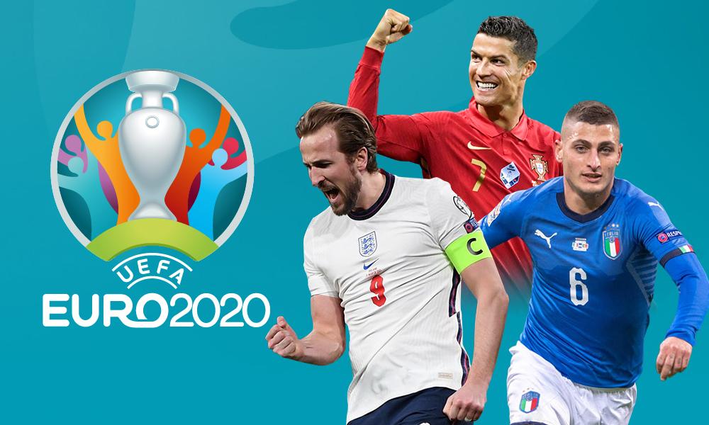 Euro 2021 melalui angka