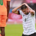 Jerman tersingkir di sepak bola putra Olimpiade