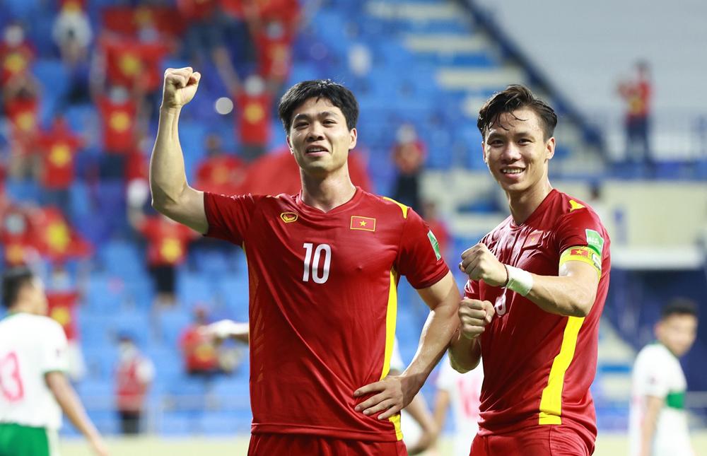 Tim Vietnam diisolasi hanya untuk satu hari