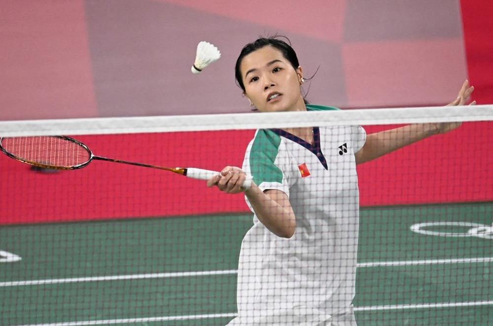 Thuy Linh mengalahkan lawan Prancis di Olimpiade