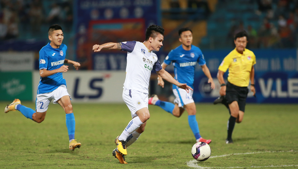 Hanoi dan Saigon tidak bermain di Piala AFC