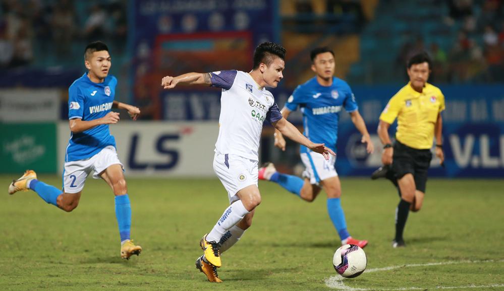 V-League menunda jadwal pertandingan hingga 2022