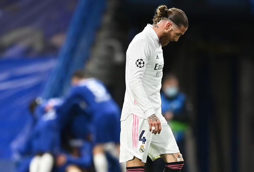 Sergio Ramos telah mencapai kesepakatan dengan PSG