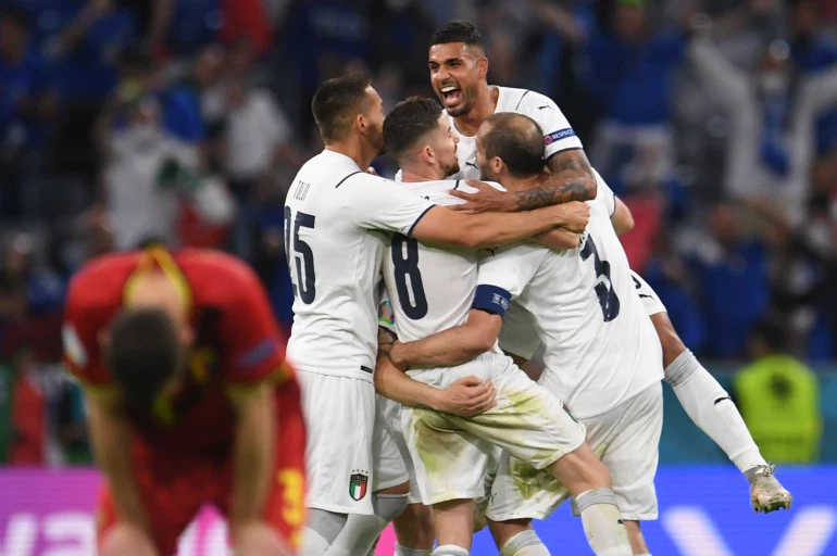 Komputer memprediksi Italia untuk memenangkan Euro