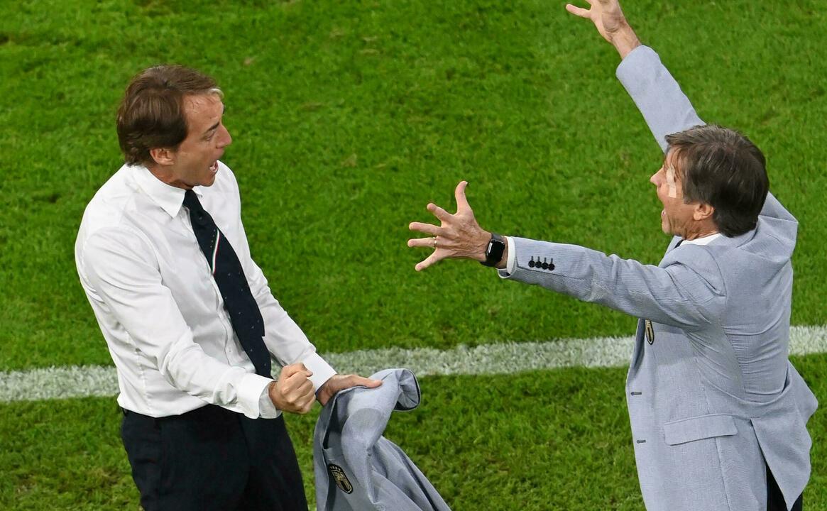 Mancini: 'Italia tidak membatasi target di Euro 2021'