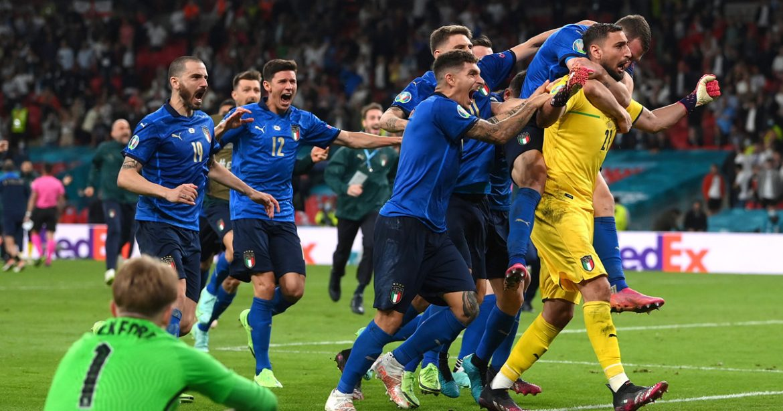 Pique: 'Italia menang lewat adu penalti duluan'