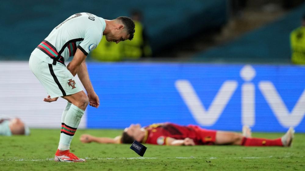 Ronaldo kemungkinan besar akan bertahan di Juventus