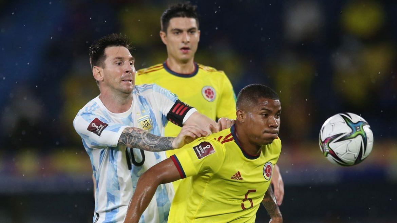 Argentina – Kolombia: Menunggu final impian
