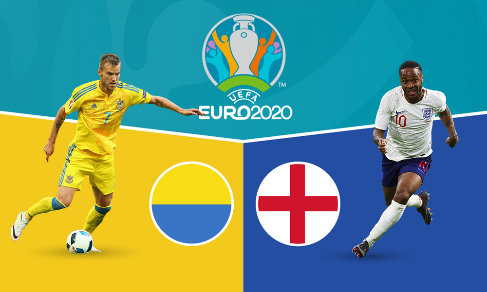 Korelasi sebelum pertandingan Ukraina – Inggris