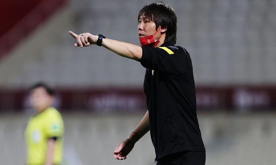 Pelatih Cina puas dengan tabel NOL