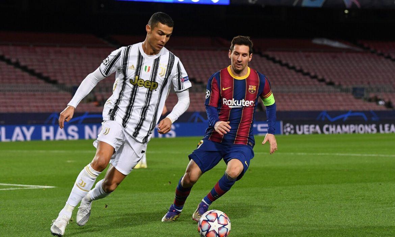 Barca Gunakan Ronaldo untuk Peringatkan Covid-19