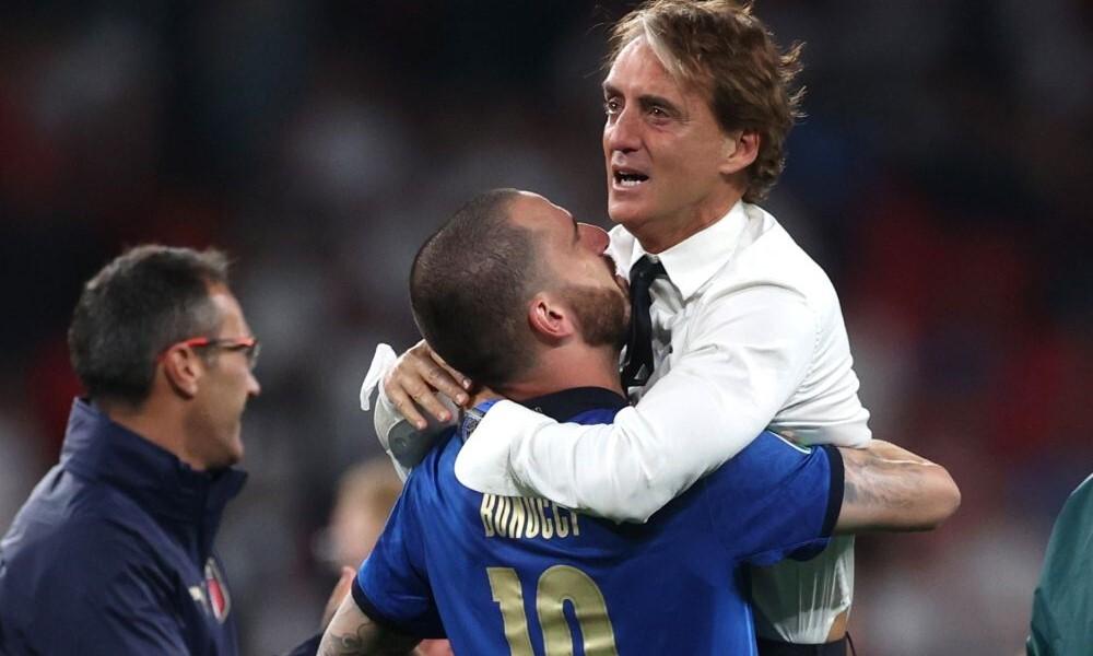 Mancini: 'Italia mengalahkan Inggris'