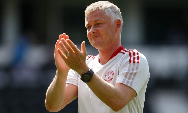 Solskjaer menandatangani kontrak baru dengan Man Utd