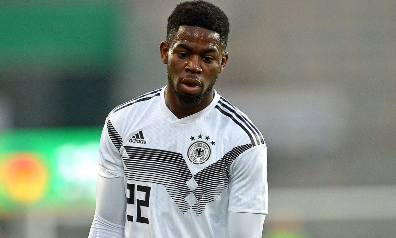 Pertandingan Olimpiade Jerman Ditinggalkan