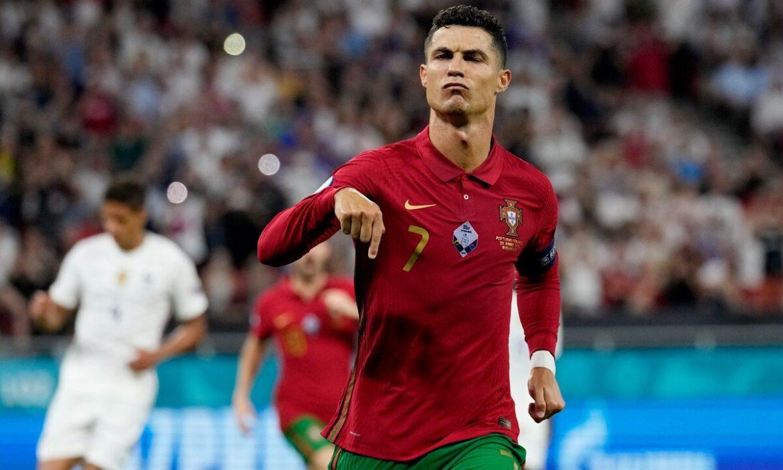 Ronaldo memenangkan pencetak gol terbanyak Euro