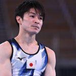 Legenda senam Jepang mengucapkan selamat tinggal pada Olimpiade dengan slip
