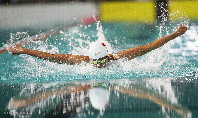 Nelayan Anh Vien – mimpi terakhir di Olimpiade?
