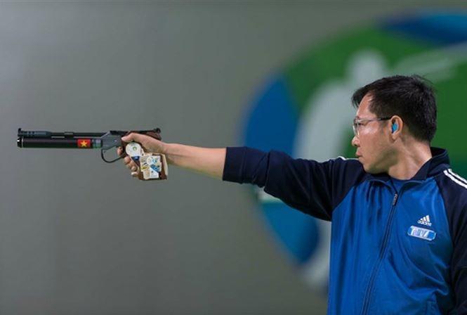 Hoang Xuan Vinh: 'Hasilnya tidak memuaskan, meskipun saya mencoba yang terbaik'