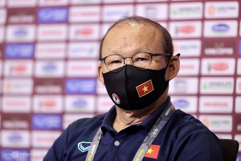 Pelatih Park Hang-seo kembali ke Korea