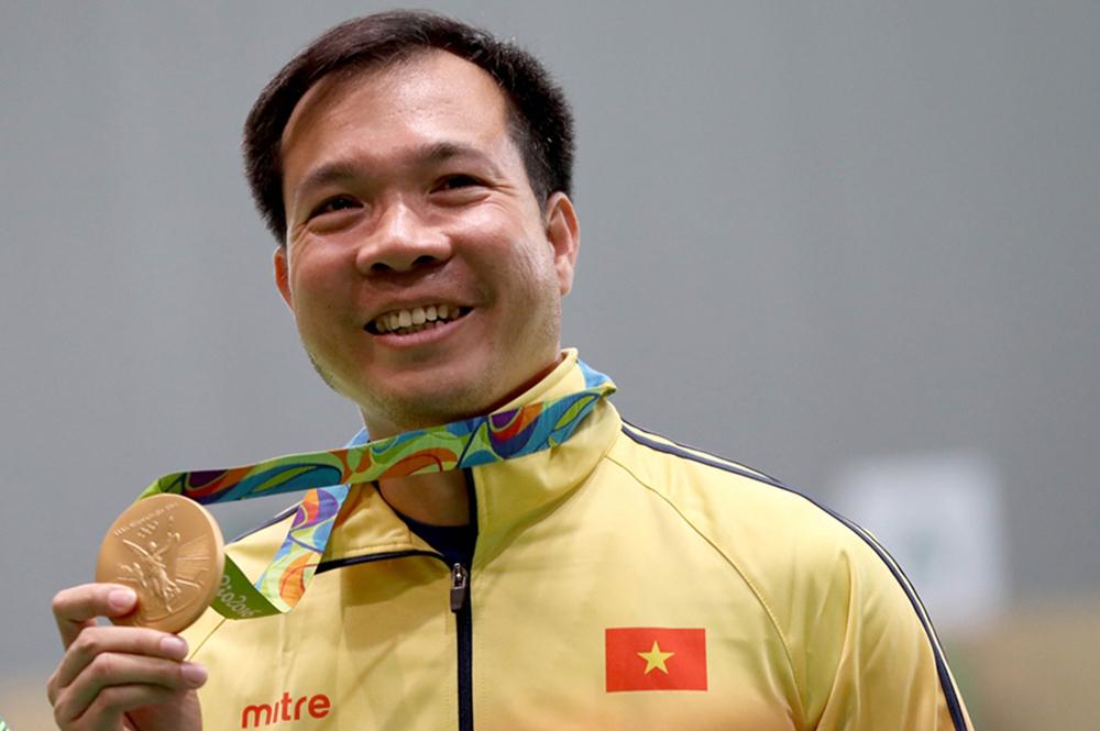 18 atlet Vietnam bersiap untuk pergi ke Olimpiade
