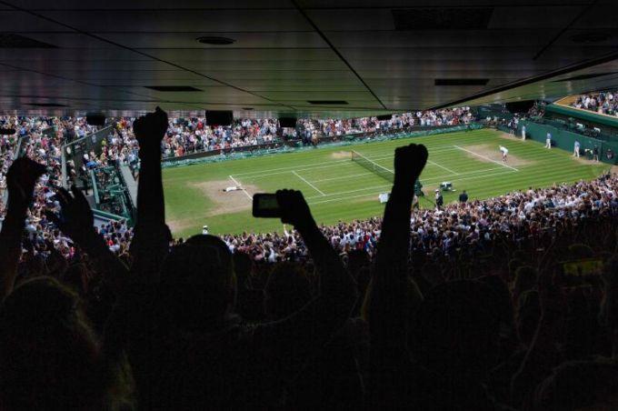 Dua pertandingan Wimbledon diduga pengaturan skor