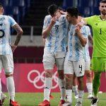 Spanyol melihat Argentina tersingkir dari Olimpiade