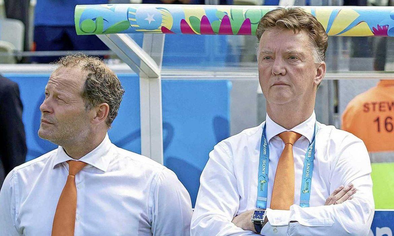 Van Gaal sebagai pelatih Belanda untuk ketiga kalinya