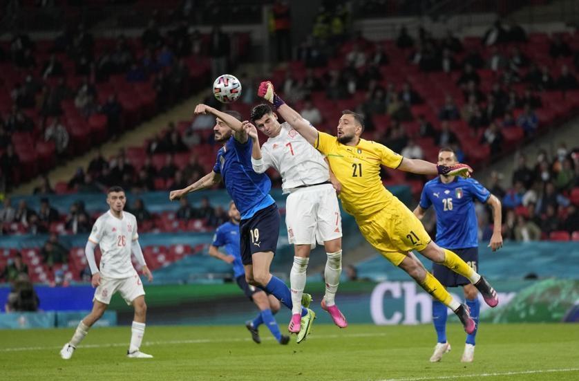 Bonucci: 'Saya baru saja memainkan pertandingan tersulit dalam karier saya'