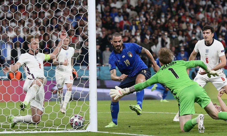 Juventus menyumbang gol terbanyak di Euro 2021