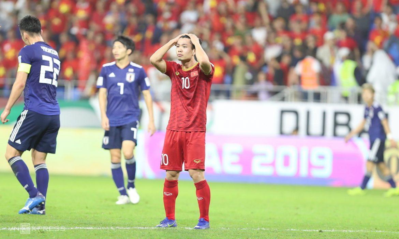 Vietnam pernah kehilangan semua tim di Grup B
