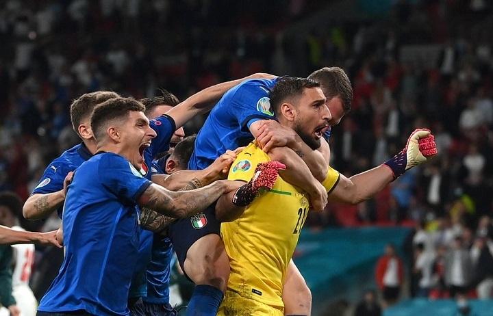 Donnarumma: 'Gol awal bisa membunuh Italia'