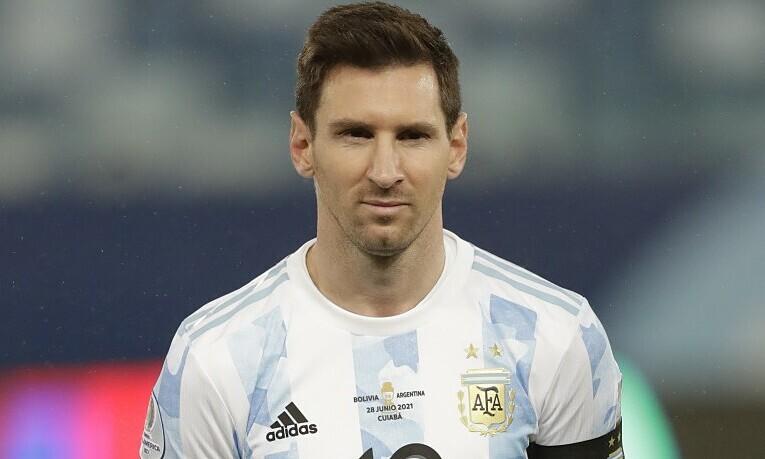 Messi bisa pecahkan rekor Pele di final Copa America