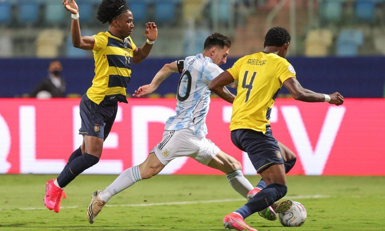 Messi: 'Rekor individu tidak sepenting tiket ke semifinal'