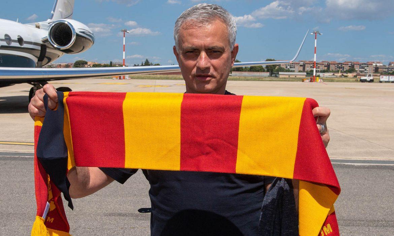 Mourinho memperingatkan tantangan di Roma