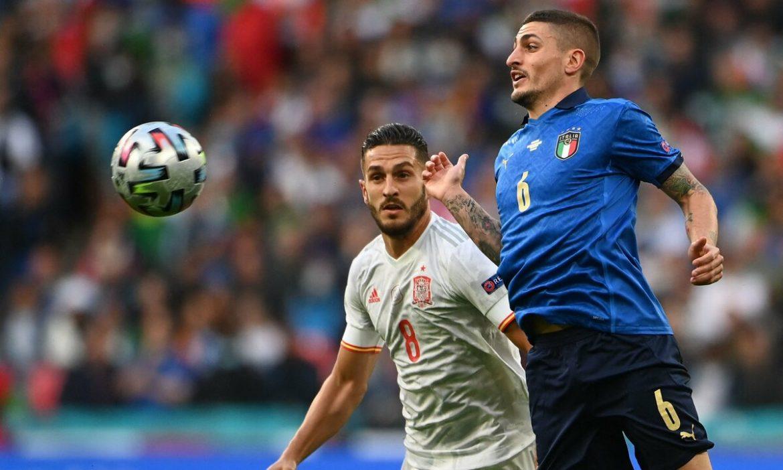 Verratti: 'Italia telah mendapatkan kembali posisi semula'