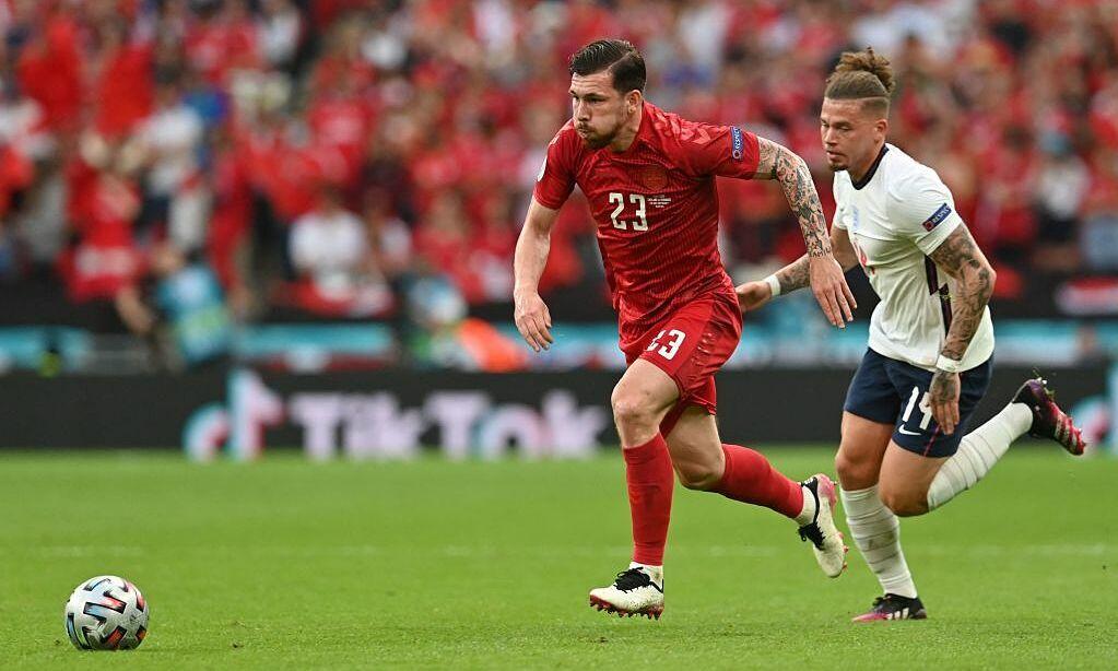 Gelandang Denmark: 'Penalti Inggris adalah omong kosong'