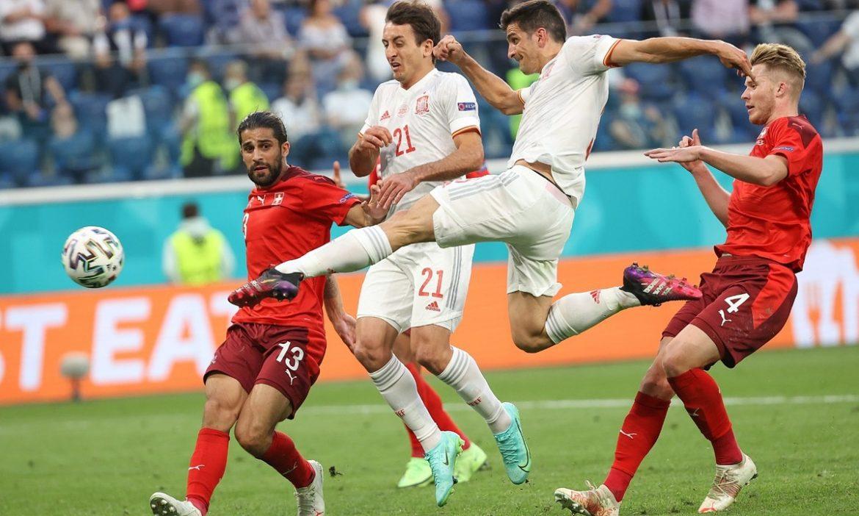 Darah muda membantu Spanyol menyublim