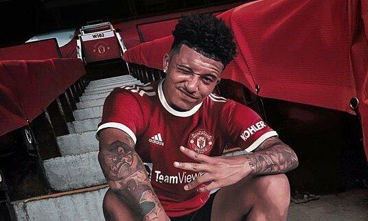 Rooney: 'Sancho akan membantu Man Utd memenangkan gelar'